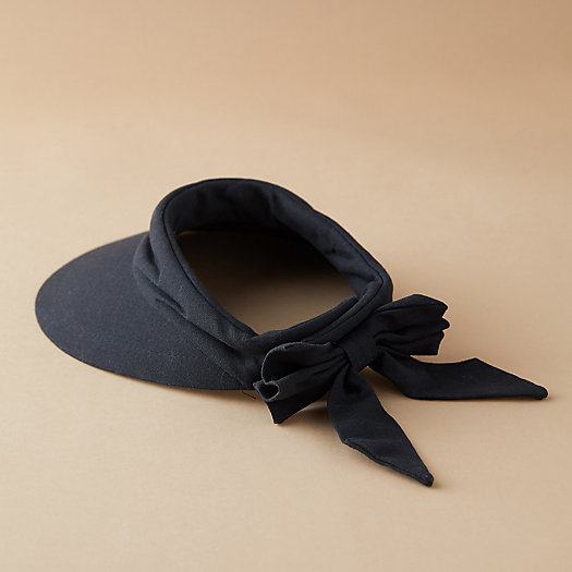 View larger image of Bow Cotton Visor