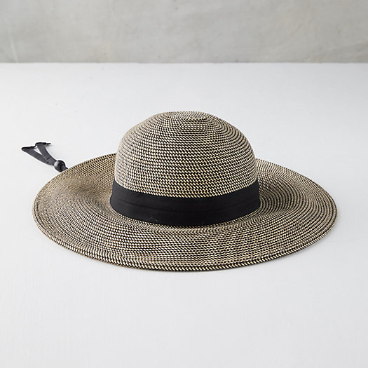 View larger image of Braided Brim Sun Hat