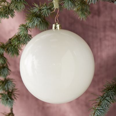 Large Shatterproof Globe Ornament