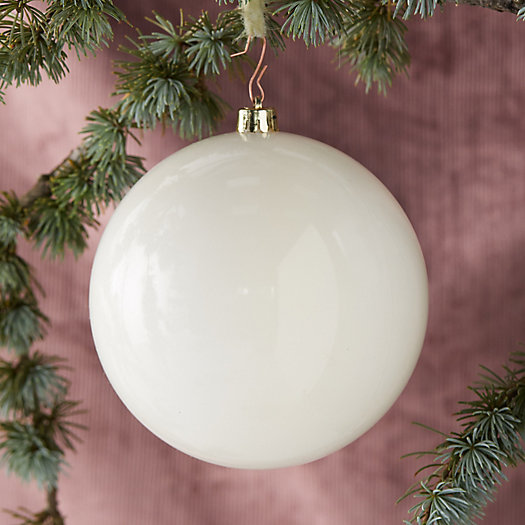 View larger image of Large Shatterproof Globe Ornament
