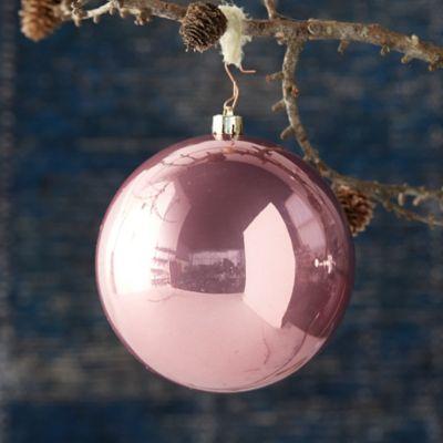 Large Shatterproof Globe Ornament