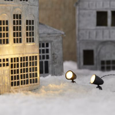 Mini LED Spotlights, Set of 2