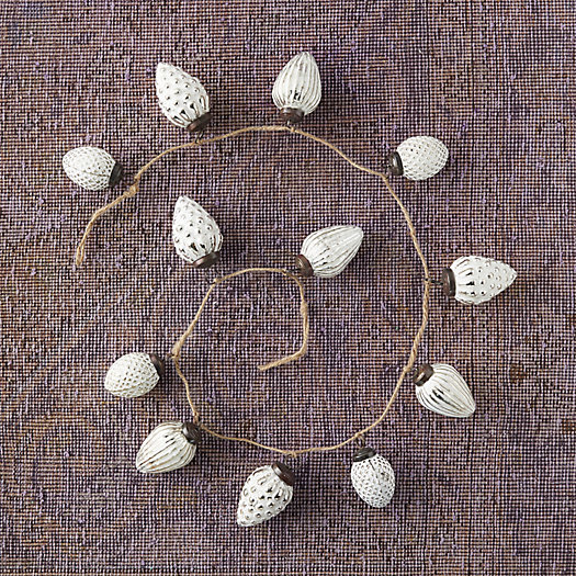 View larger image of Pinecone Ornament Garland