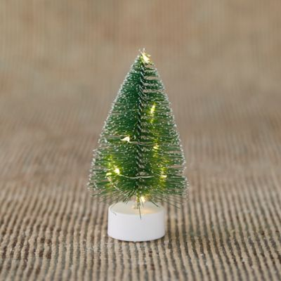 LED Brush Tree