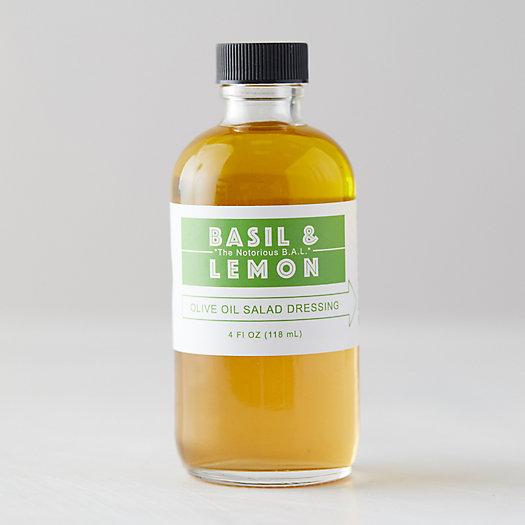 View larger image of Basil + Lemon Salad Dressing