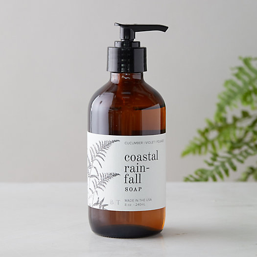 View larger image of BT Candle Co. Soap, Coastal Rainfall