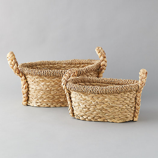 View larger image of Cornleaf Nesting Baskets, Wide