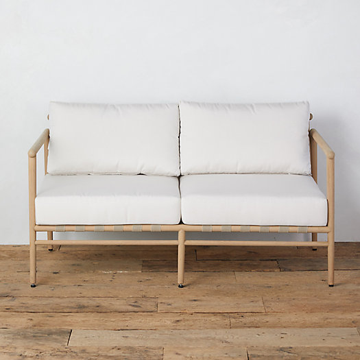 View larger image of Grove Teak 2 Seat Sofa