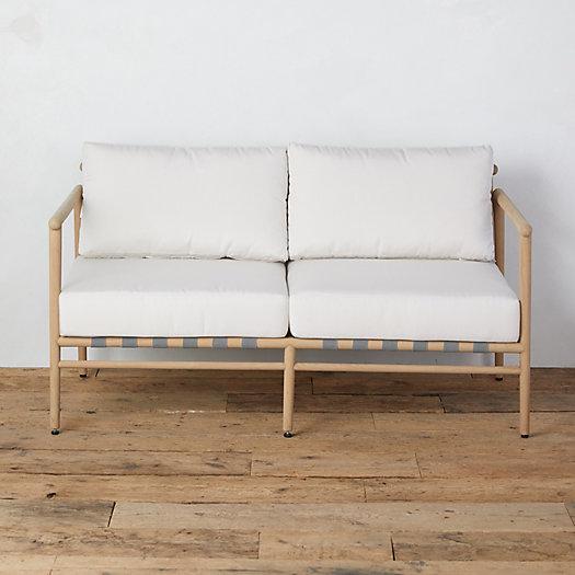 View larger image of Grove Teak 2 Seat Sofa