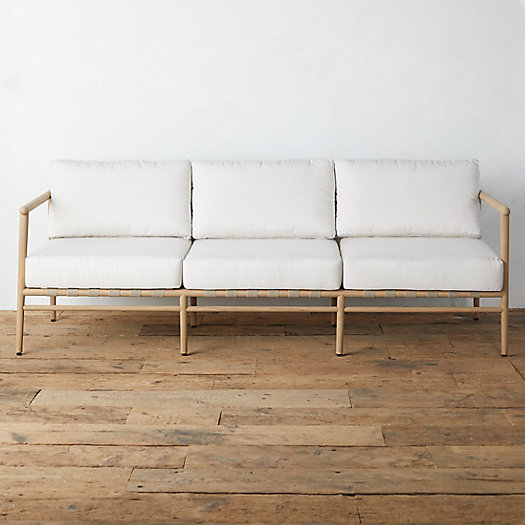 View larger image of Grove Teak 3 Seat Sofa
