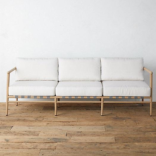 View larger image of Grove Teak 3 Seat Sofa