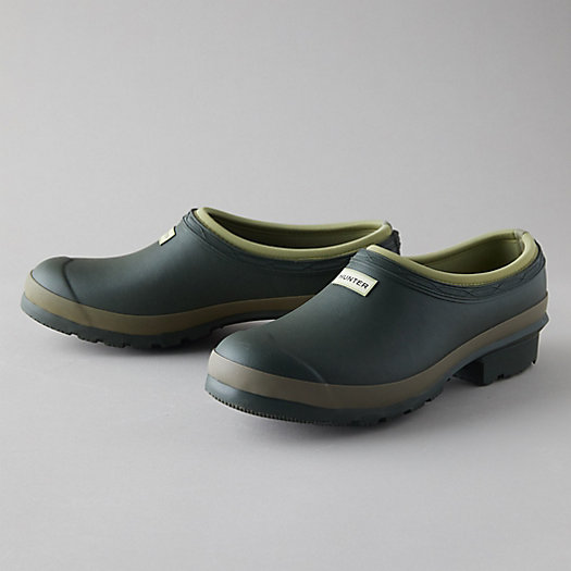 View larger image of Hunter Garden Clogs, Men's