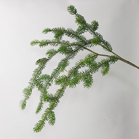 View larger image of Faux Pine Branch