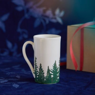 Evergreen Trees Mug