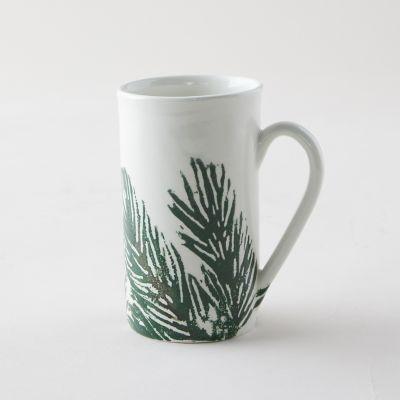 Evergreen Branches Mug