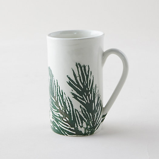 View larger image of Evergreen Branches Mug