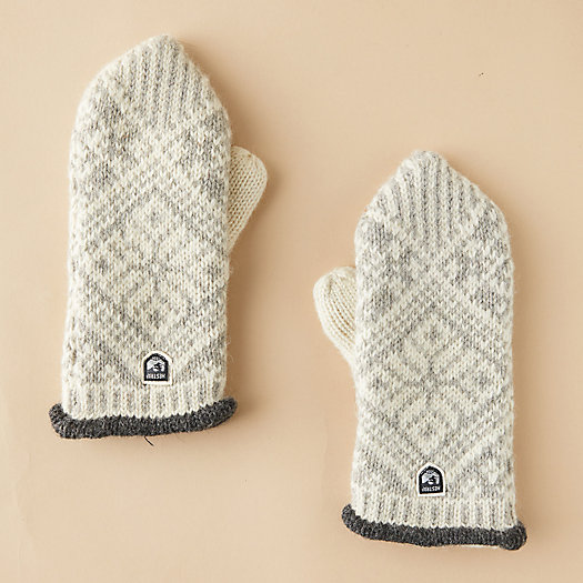 View larger image of Women's Nordic Wool Mittens