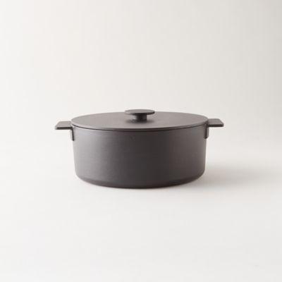 Cast Iron Dutch Oven, Large