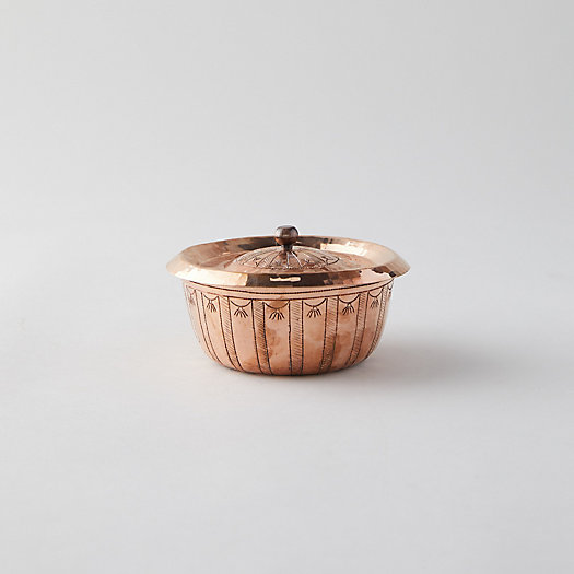 View larger image of Copper Cocotte