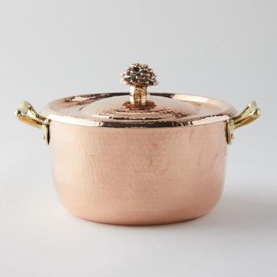 Copper Dutch Oven