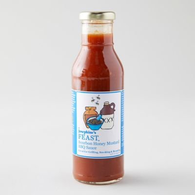 Bourbon + Honey Barbecue Sauce