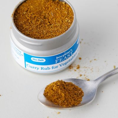 Curry Spice Rub