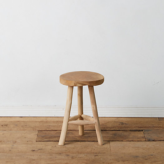 View larger image of Teak Stool