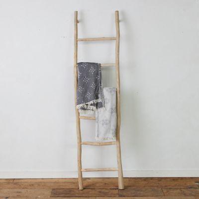 Teak Ladder Rack