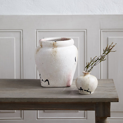 View larger image of Antiqued Ceramic Vase