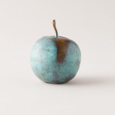 Verdigris Brass Fruit