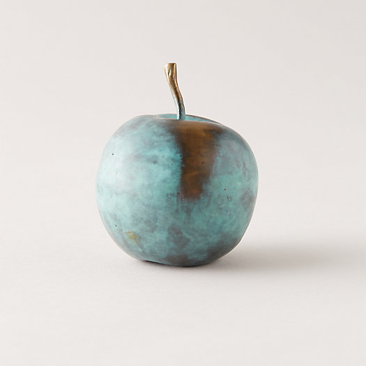 View larger image of Verdigris Brass Fruit