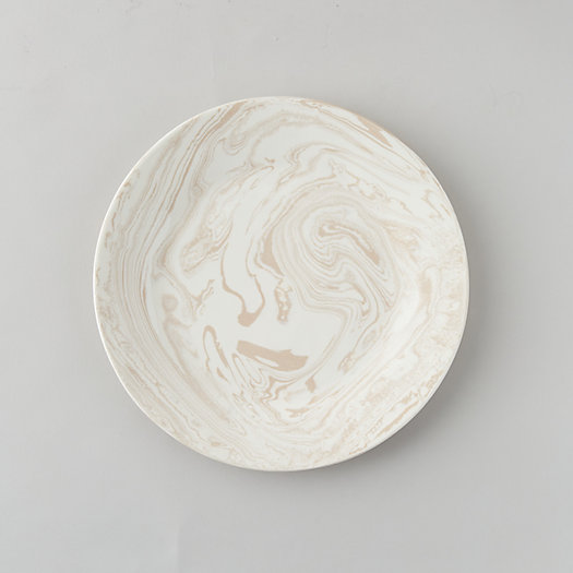 View larger image of Marbled Ceramic Serving Platter