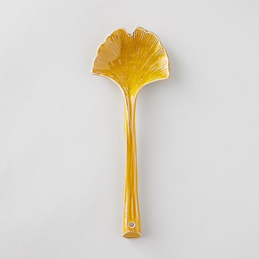 View larger image of Ginkgo Leaf Spoon Rest