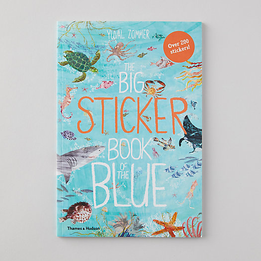 View larger image of The Big Sticker Book of the Blue