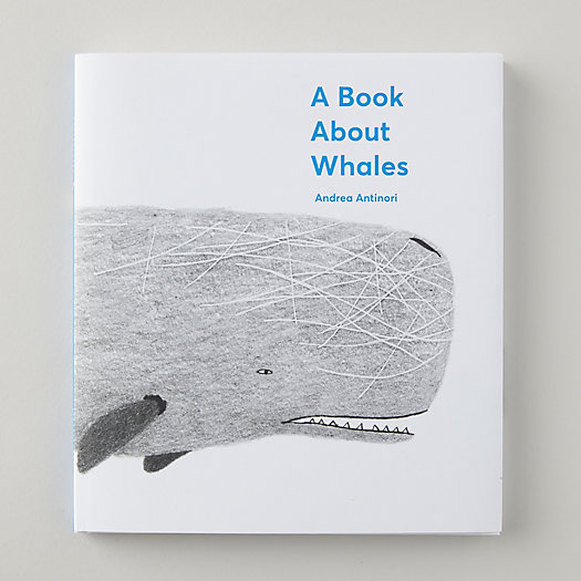 View larger image of A Book About Whales