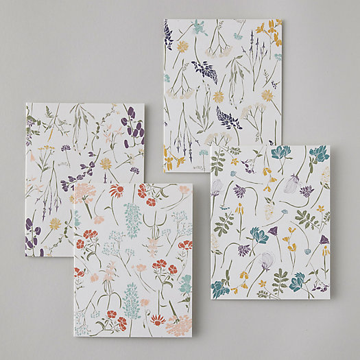 View larger image of Wildflower Greeting Cards, Set of 8