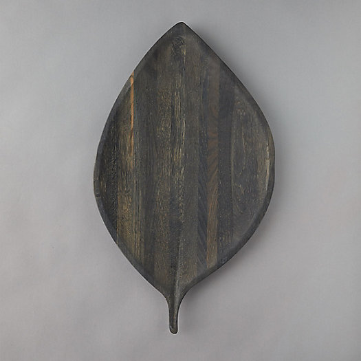 View larger image of Leaf Oak Serving Plate