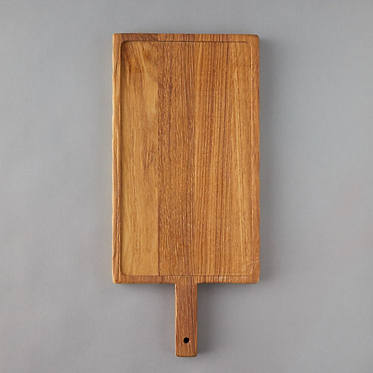 View larger image of Oak Serving Plank, Long