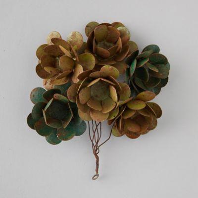 Colorful Iron Flower Bundle