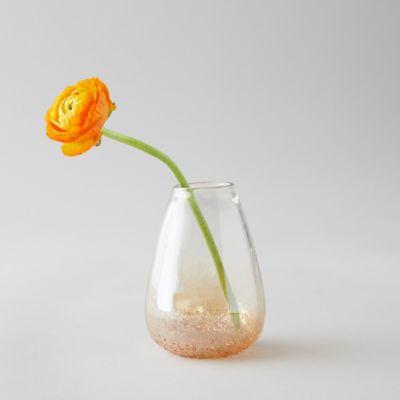 Lustered Bud Vase