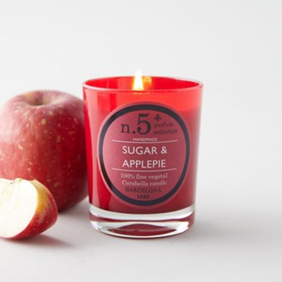 Cerabella Candle, No. 5 Sugar + Apple Pie