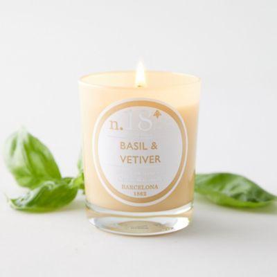Cerabella Candle, No. 19 Basil + Vetiver