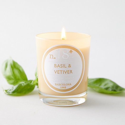 View larger image of Cerabella Candle, No. 19 Basil + Vetiver