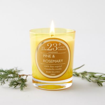 Cerabella Candle, No. 23 Pine + Rosemary
