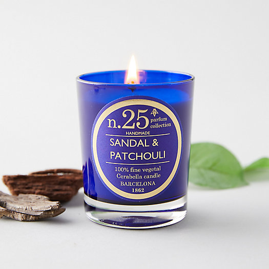 View larger image of Cerabella Candle, No 25 Sandal + Patchouli