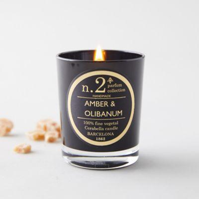 Cerabella Candle, No. 2 Amber +  Olibanum