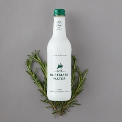 Sparkling Rosemary Water, Pack of 12