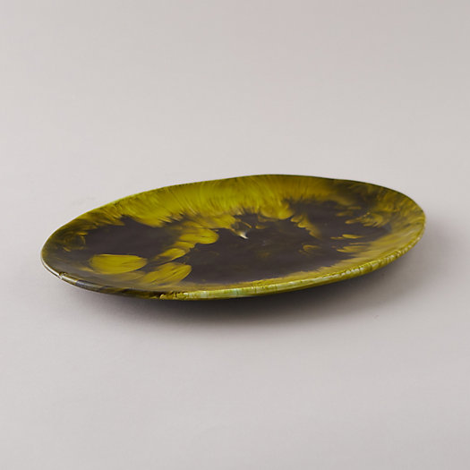 View larger image of Swirled Resin Serving Platter