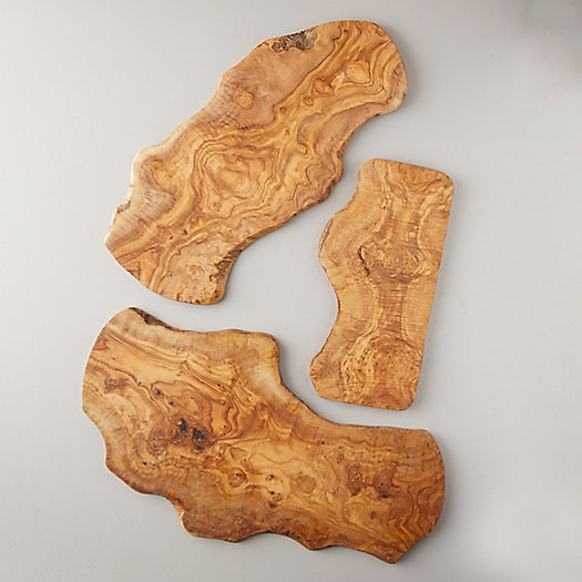 View larger image of Olivewood Serving Board