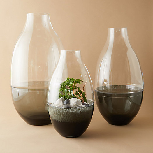 View larger image of Two-Piece Oval Terrarium